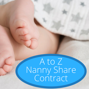 A To Z Nanny Share Contract